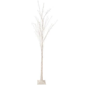 White LED Birch Tree