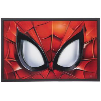 Spider-Man Eyes Close Up Lenticular Wall Decor