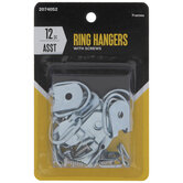 D-Ring Hangers With Screws