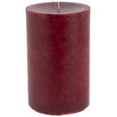 Sweet Mulberry Pillar Candle