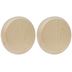 Round Wood Plaques - 5