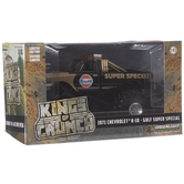 Kings Of Crunch Die Cast Monster Trucks