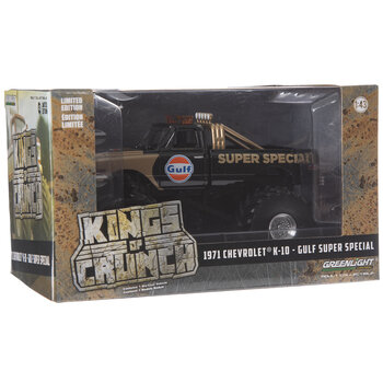 Kings Of Crunch Die Cast Monster Trucks