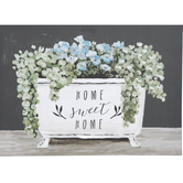 Home Sweet Home Tub Canvas Wall Decor