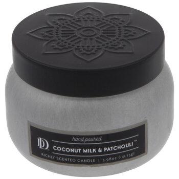 Coconut Milk & Patchouli Candle Tin