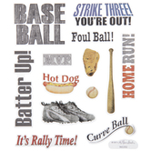 Baseball Icon Stickers