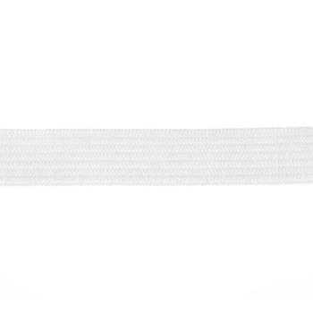 White Knit Elastic