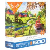 Country Drive Puzzle