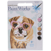 Dog Love Paint By Number Kit