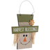 Harvest Blessings Scarecrow Ornament
