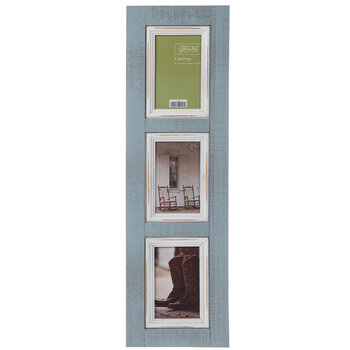 Rustic Collage Wood Wall Frame