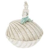 Mermaid Shell Jewelry Box