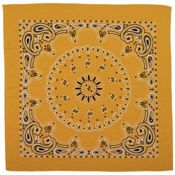 Golden Yellow Bandana