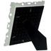 White Glossy Ornate Frame - 5