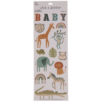 Little Safari Stickers