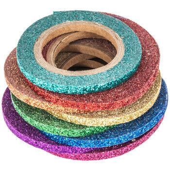 Bright Glitter Washi Tape