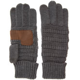 C.C. Knitted Tech Gloves