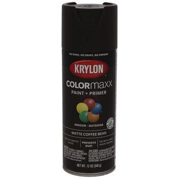 Krylon ColorMaxx Matte Spray Paint & Primer