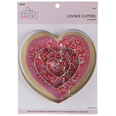 Heart Metal Cookie Cutters