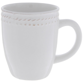 Dashes On Rim Mug