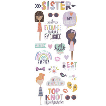Sister Stickers