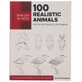 Draw Like An Artist 100 Realistic Animals