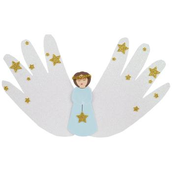 Angel Hand Foam Craft Kit