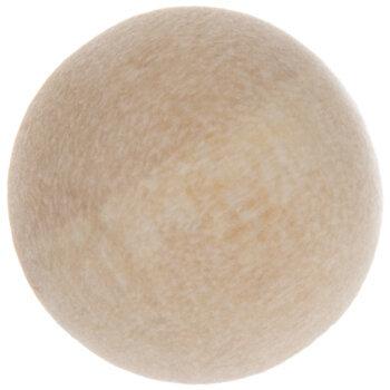 "Round Wood Balls - 3/8"""