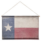Texas Flag Tapestry Wall Decor