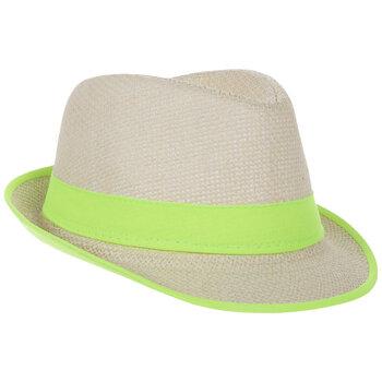 Green Fedora Children's Hat