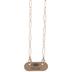 Paper Clip Mask Holder Lanyard Necklace