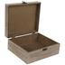 Hummingbird Wood Memory Box