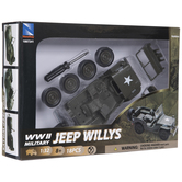 Jeep Willys Model Kit