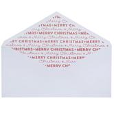 Merry Christmas Envelopes