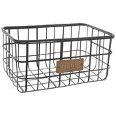 Stuff Metal Basket