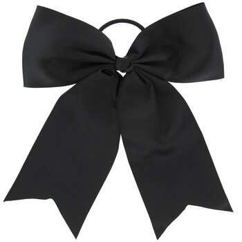 Cheer Bow Hair Tie