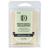 White Sage & Eucalyptus Fragrance Cubes
