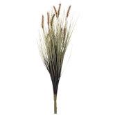 Grass & Wheat Bush
