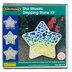 Mosaic Star Stepping Stone Kit