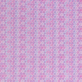 Floral Dot Flannel Fabric