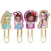 Girls Paper Clips