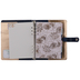 Rose Gold Floral Faith Undated Planner - 12 Months
