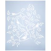Birds & Branches Stencil
