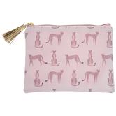 Pink Cheetahs Pouch