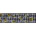 Bees Buffalo Check Wired Edge Ribbon - 2 1/2