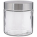 Stainless Glass Mason Jar - 25 Ounce