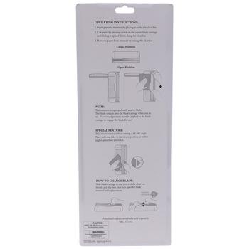 Paper Trimmer & Extending Ruler