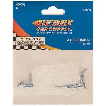 Derby Car Axle Guards