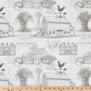 Farm Fresh Duck Cloth Fabric