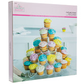 White Wire Cupcake Stand - Large